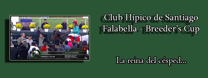 Club Hípico de Santiago - Falabella